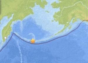 7.9-magnitude earthquake on June 23, 2014