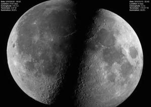 Moon photos via Manuel Castillo Vela.
