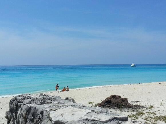 From Bimini in the Bahamas by Gee Jarrett.