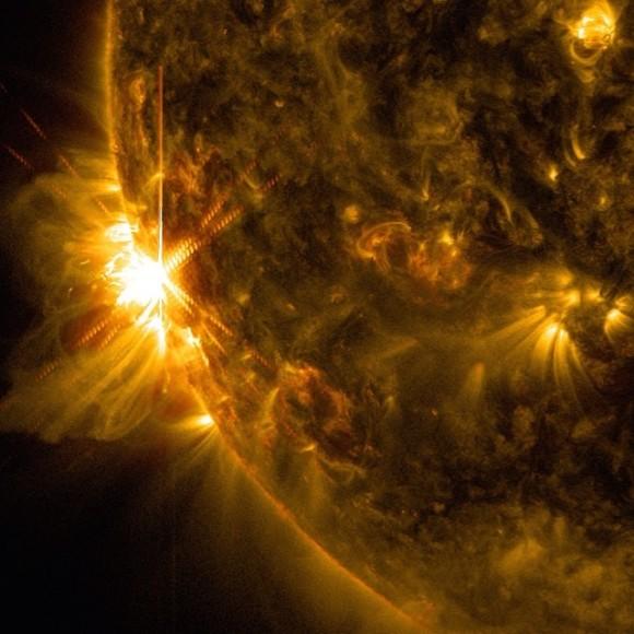 Image credit: NASA/SDO/Goddard/Wiessinger
