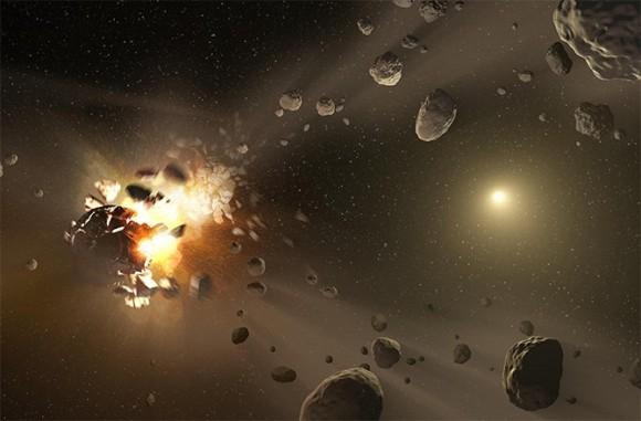 Artist's concept via NASA/JPL-Caltech