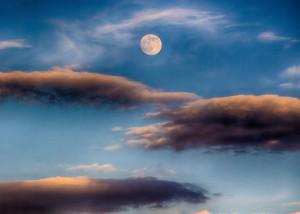 July 10, 2014 moon via Joe Randall