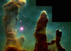 Pillars of Creation 1995, via Hubble