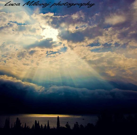 Lake Garda in Italy, by Luca Milevoj. Thank you, Luca.