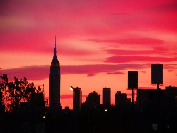 Empire State Building. Photo: Oonagh Turitto
