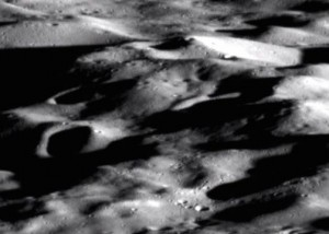 Mercury, via MESSENGER