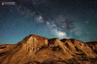 Milky Way over Goblin Valley State Park, Utah, by Mike Taylor.  View more at Mike Taylor Photo