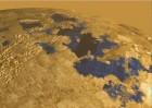 Ligeia Mare, a northern sea of Titan. Image via NASA.