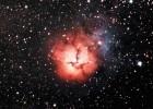 Trifid Nebula, aka M20, by Martin MacPhee