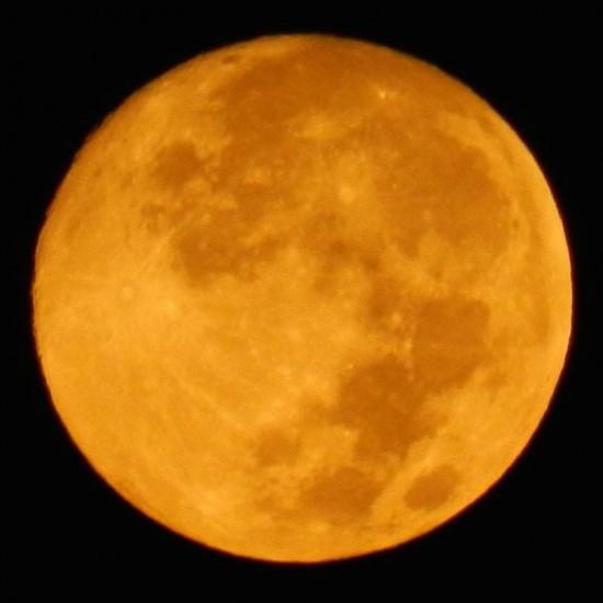 Photo full moon