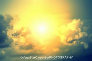 """VegaStar Carpentier in France submitted this photo, titled """"Sun Kissed.""""  Thank you, VegaStar."""