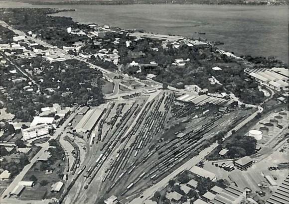 Kinshasa's railways helped to make it on of Africa's best connected cities. Photo credit: Atlas du Congo Belge et du Ruanda-Urund