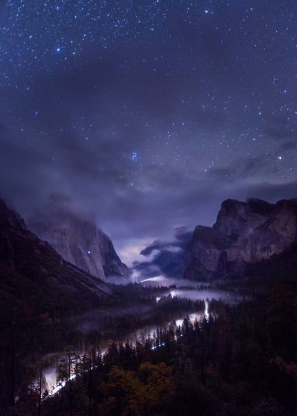 Tunnel View in Yosemite National Park by Toby Harriman Photography.  Visit Toby Harriman Photography's Facebook page, or visit his website.
