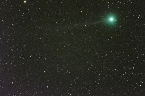View larger. | Comet Lovejoy on December 20, 2014 by Denis Crute in Parkes, NSW, Australia.