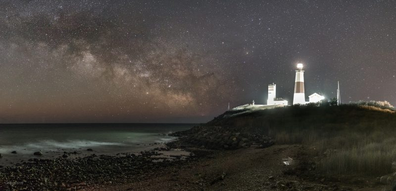 See the early morning Milky Way