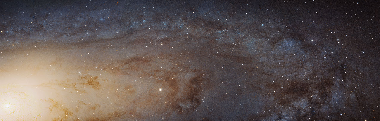New sharpest-ever view of Andromeda galaxy | Science Wire ...