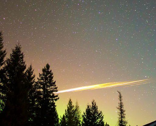 Spirit Lake, Idaho. Photo credit: Donny Mott