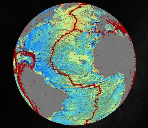 Research has shown that Earth's oceans hide a volcanic wonderland.