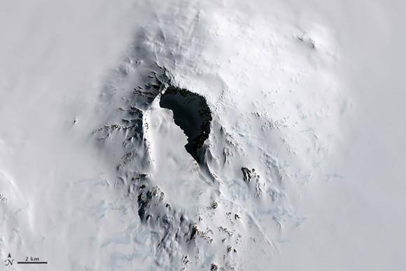 Image credit: Jesse Allen/NASA