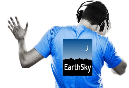 EarthSky's executive director Deborah Byrd said,