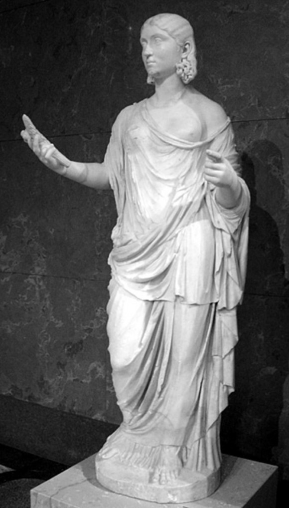 This is not the Ceres you are looking for. Image credit: Borghese Collection, Louvre CC By-SA