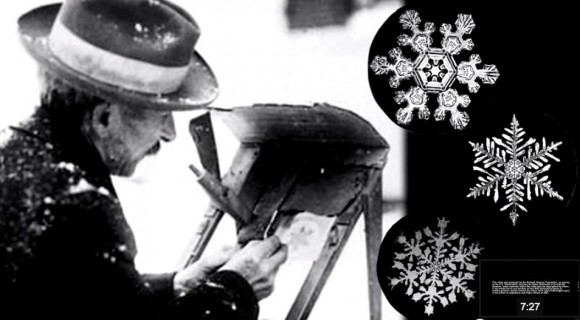 Wilson A. Bentley of Jericho, Vermont was the first in the U.S. to take photos of snowflakes.  He coined the phrase
