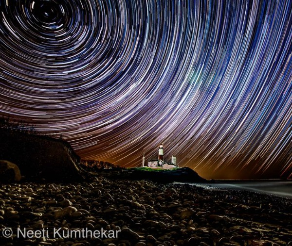 Montauk Point lighthouse. Photo: Neeti Kumthekar