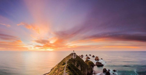 Nugget Point by Landscapes~Rob Dickinson of Christchurch, New Zealand.