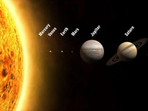 When can i see all five visible planets simultaneously astronomy
