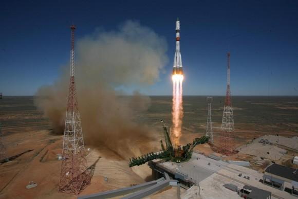 Progress 59 launch on April 28, via ESA