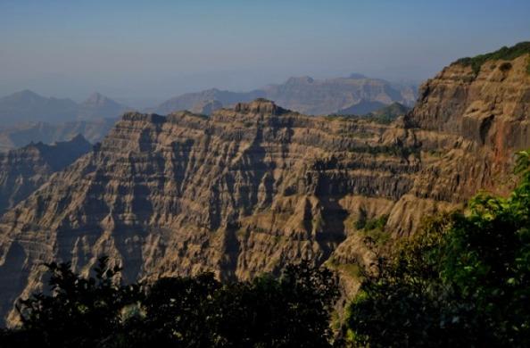 An area in the Deccan Traps, via Gerta Keller.