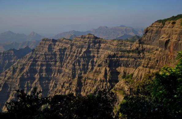 An area in the Deccan Traps, via Gerta Keller.
