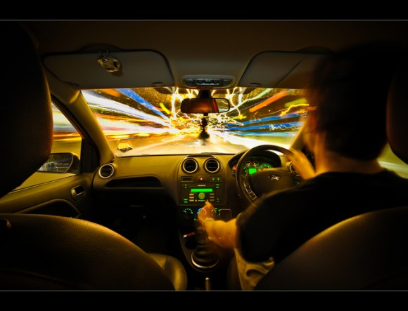 I can get you there fast! Image credit: Craig Cormack