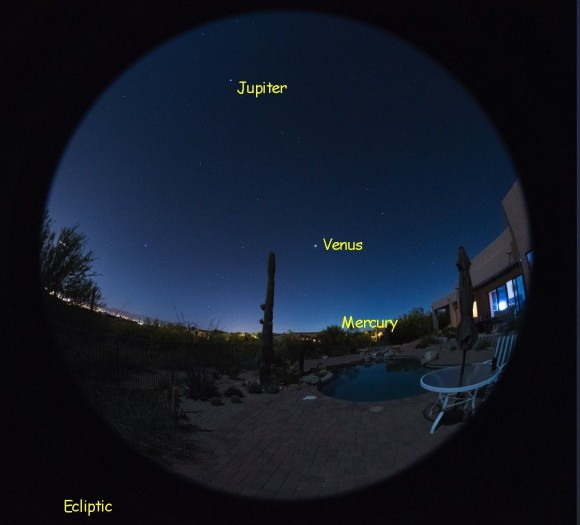 planets in sky az - photo #16