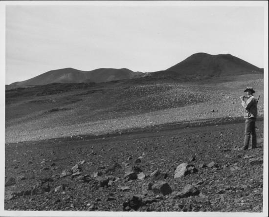 Mauna Kea in 1963 via Hawaii.gov