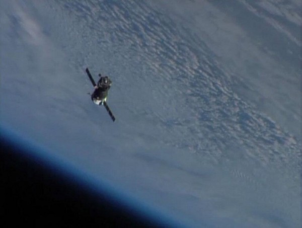 Progress is a series of unmanned cargo craft used to resupply the International Space Station.