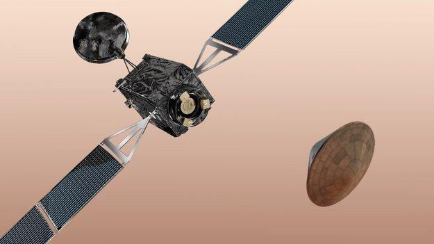 ExoMars programme 2016 Image via ESA