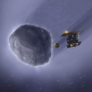 space probe comet impact - photo #13