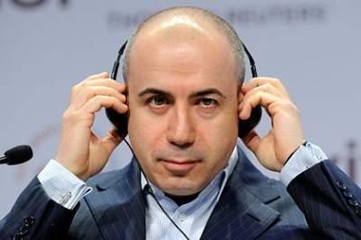 Russian billionaire Yuri Milner.  Image via Rusnanotekh.com