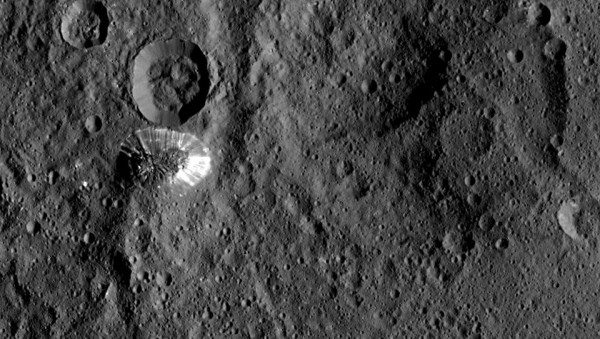 Image acquired August 19, 2015 via Dawn mission to Ceres