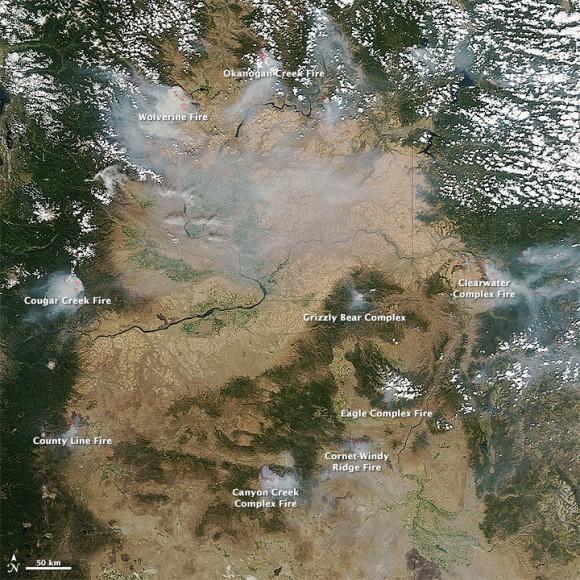 August 16, 2015. View larger. |  Image credit: NASA