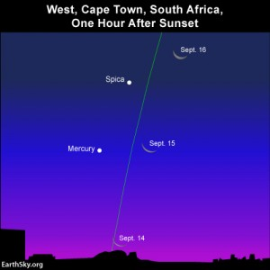 Find the Lagoon and Trifid nebulae | Tonight | EarthSky