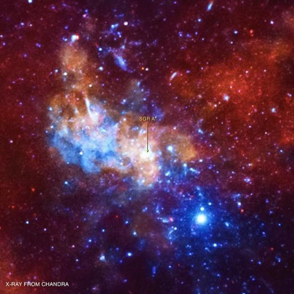 Image via Chandra X-Ray Observatory