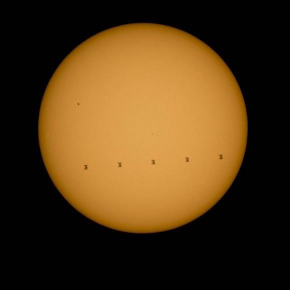 Image credit: NASA/Bill Ingalls