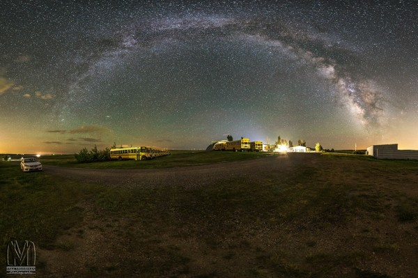 View larger. | Max Moorman posted this photo to EarthSky Facebook.  He calls it Higher Learning.  Thanks, Max!