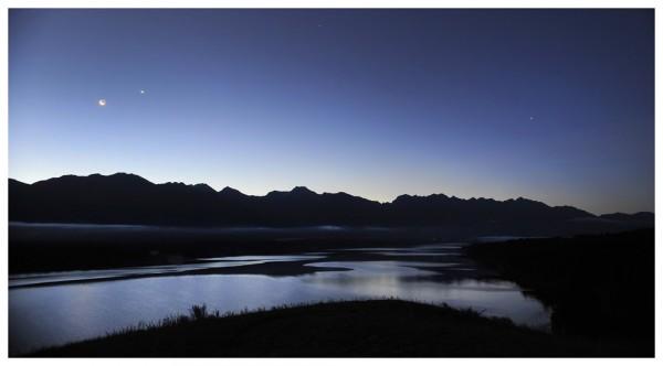 Robert Ede at Lake Windermere in British Columbia wrote: