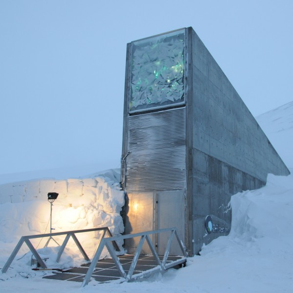 First Withdrawal From Doomsday Vault Today S Image Earthsky