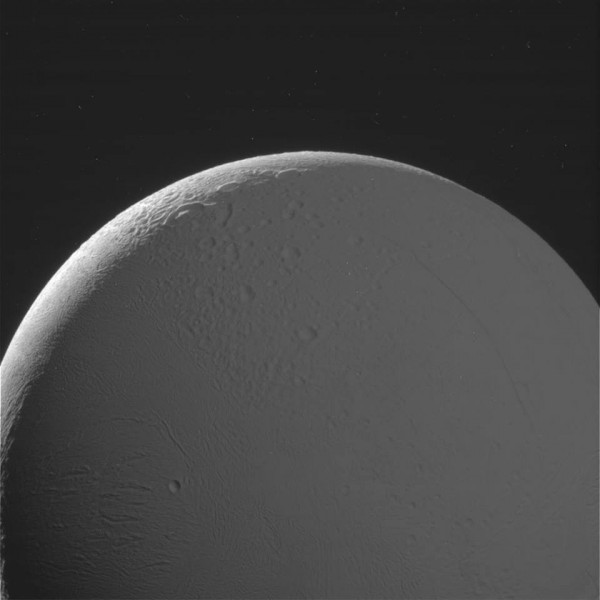 New Cassini images of Enceladus