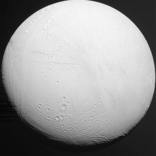 Image via NASA /JPL-Caltech/ESA Cassini spacecraft.