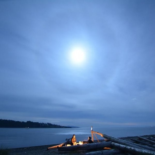 Photo by James Younger at Vancouver Island.